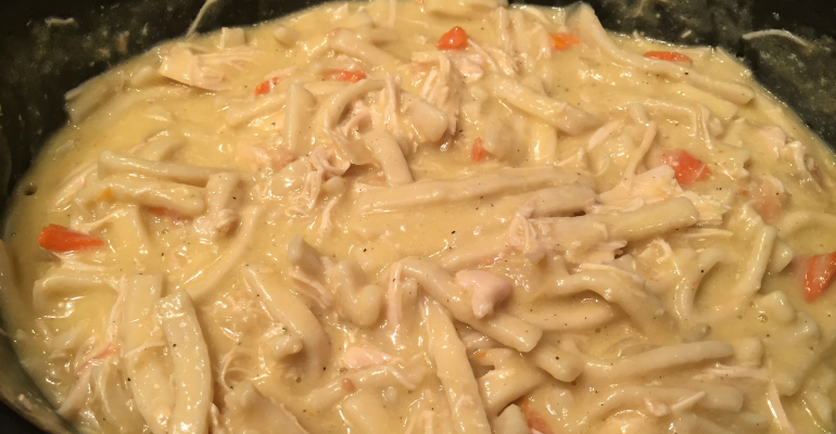 amishinspired homestyle chicken noodles  page 2 of 2